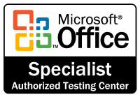 Microsoft Office Specialist  Authorised Training Centre
