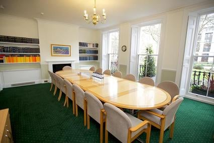 Room at Bloomsbury training venue