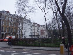 bloomsbury square west side