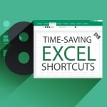 8 time-saving shortcuts for Excel