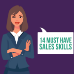 14 Must Have Sales Skills