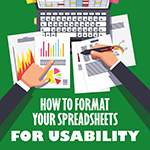 10 Ways to Format Your Excel Sheets for Usability