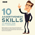 Ten Assertiveness Skills To Improve Confidence