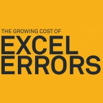The Growing Cost of Excel Errors