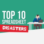 Top 10 Spreadsheet Disasters