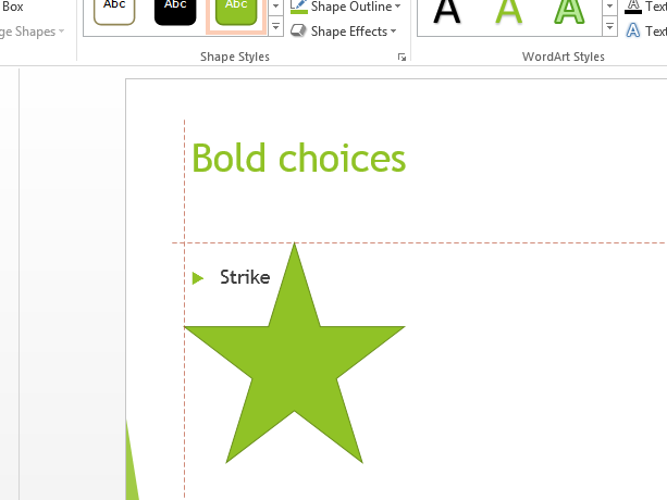 powerpoint 2013 smart guides