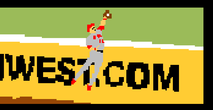 trouts famous catch pixel art