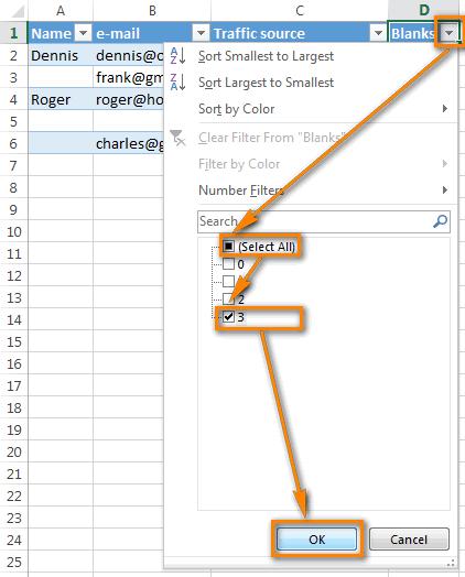 Excel 2007 max rows