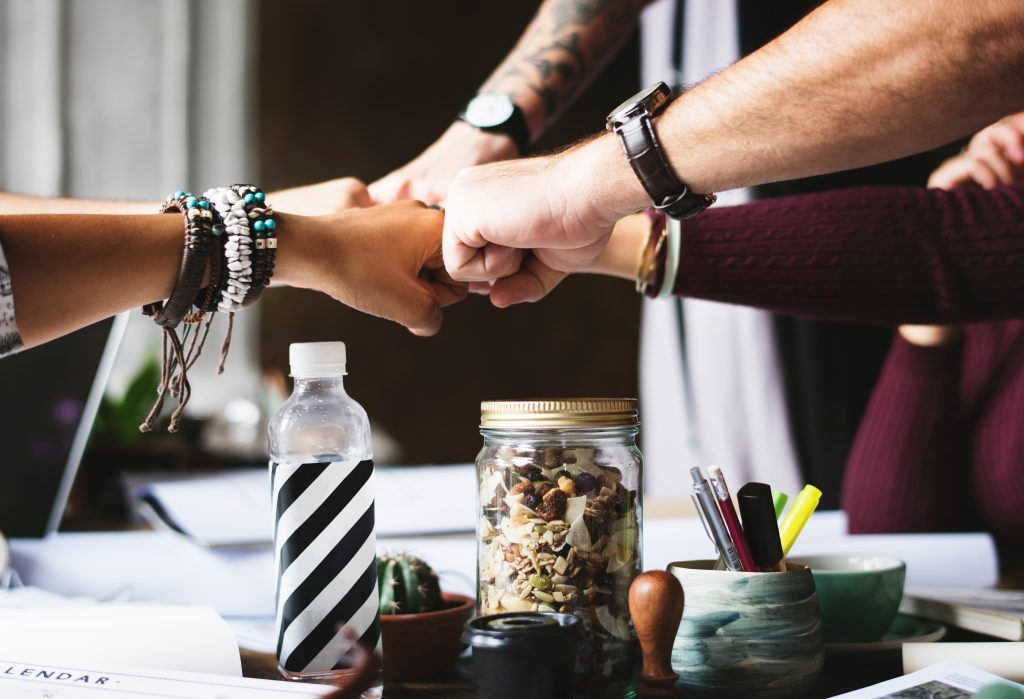 An important management skill is collaboration
